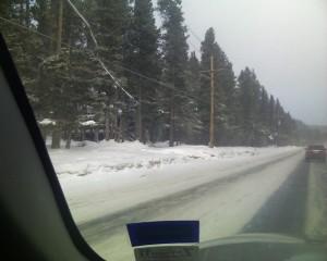 Breckenridge Colorado, Snowboarding trip