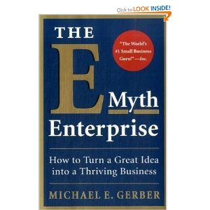 E Myth Enterprise Book Review | Person Success